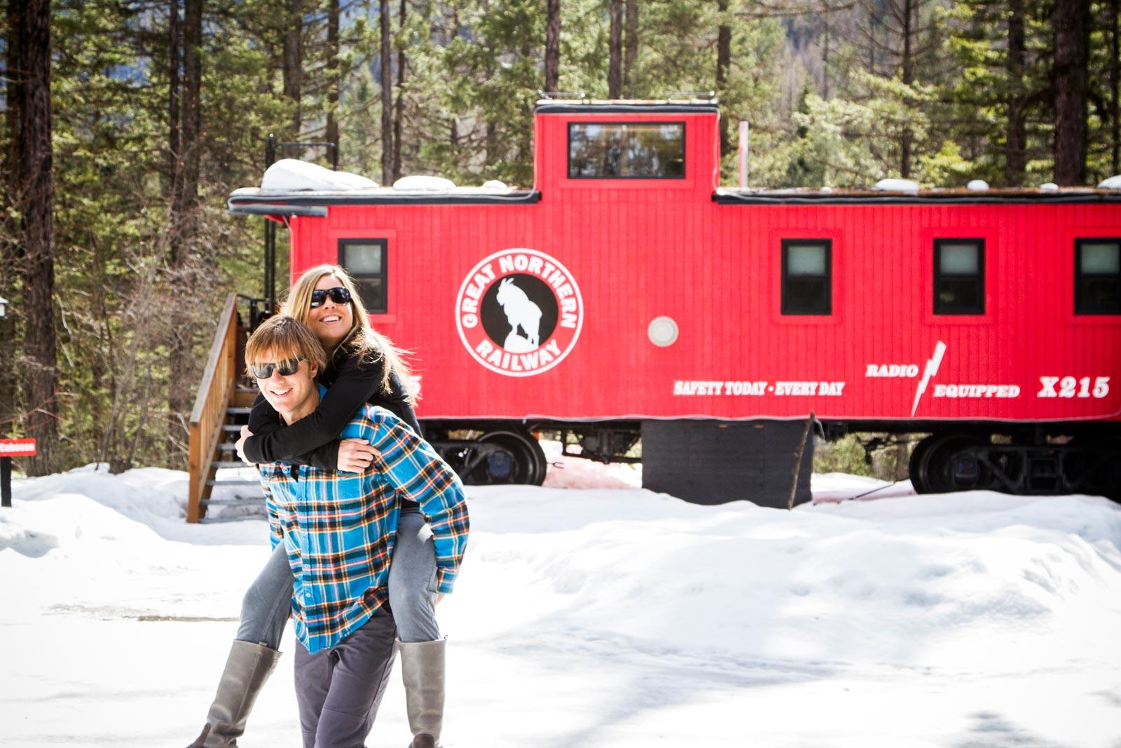 Glacier National Park Cabin Rentals